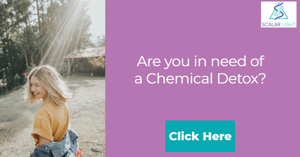 Are you in need of a Chemical Detox?