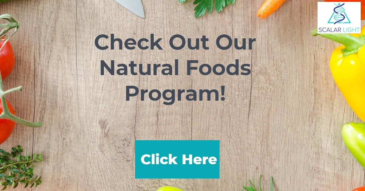 check out our Natural Foods Program