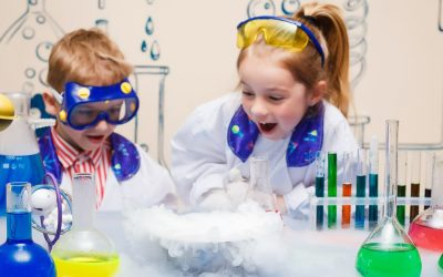 Five Science Experiments to do at Home with Kids