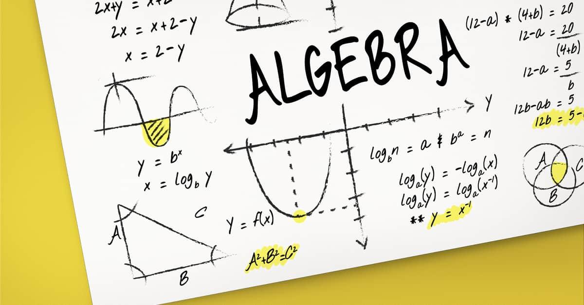 Mathematics Algebra Calculus Numbers Concept