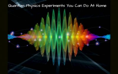 Four Quantum Physics Experiments You Can Do At Home