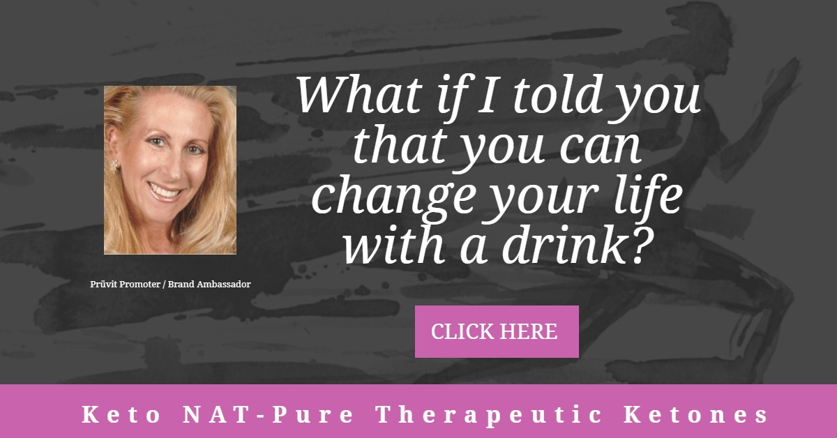 What if I told you that you can change your life with a drink?