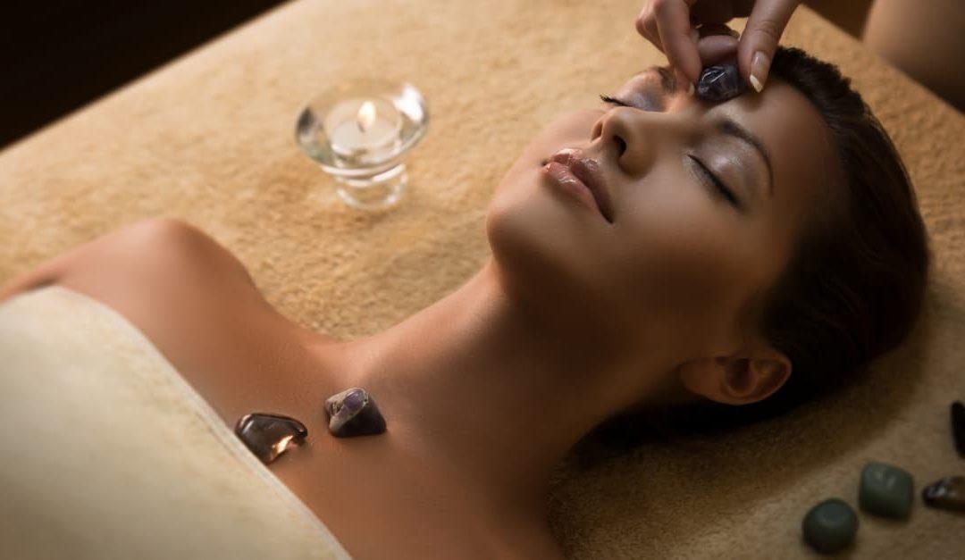Chakra Massage for Balance