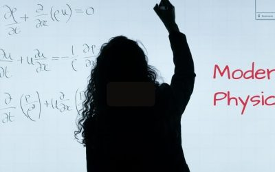 Modern Physics – Five Major Contributors