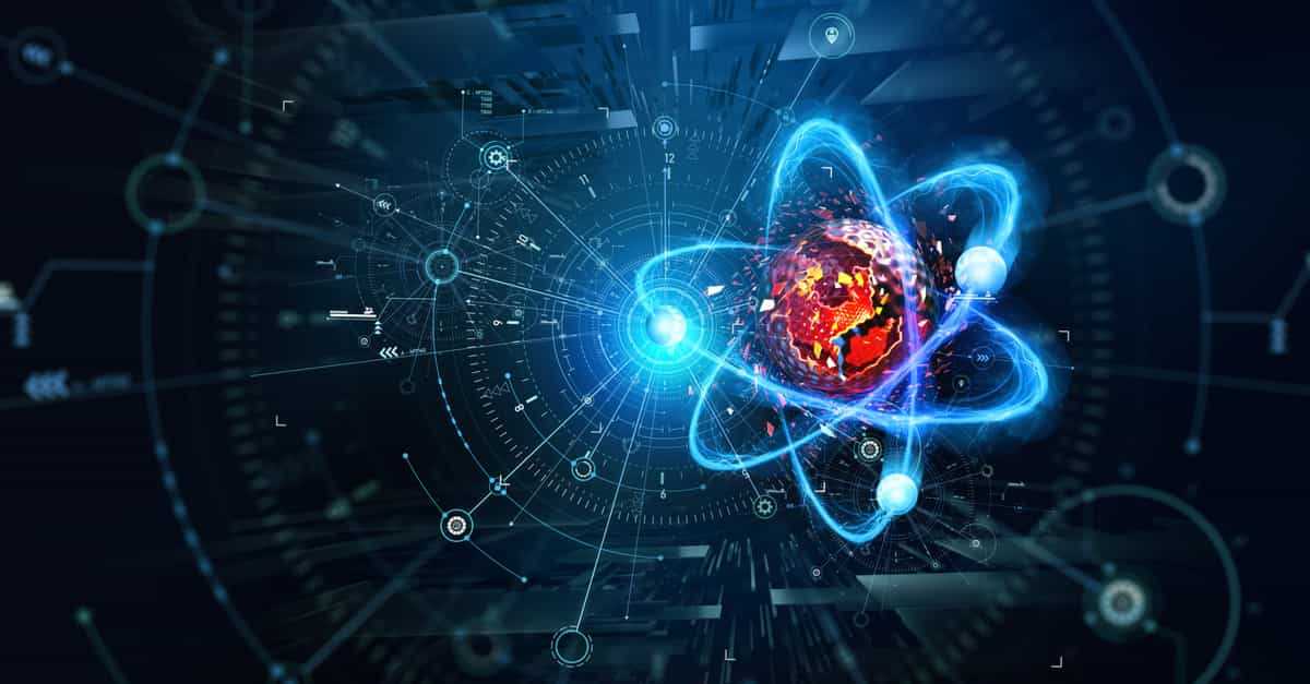 Intelligent design in nature is found in the composition of an atom