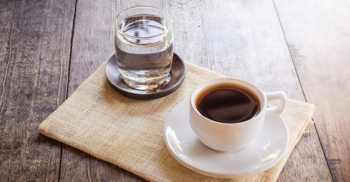 On intermittent fasting days no solids are to be eaten, only water coffee and no calorie drinks