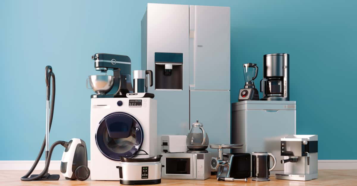 Household appliances we use daily are thanks to the amazing history of electricity