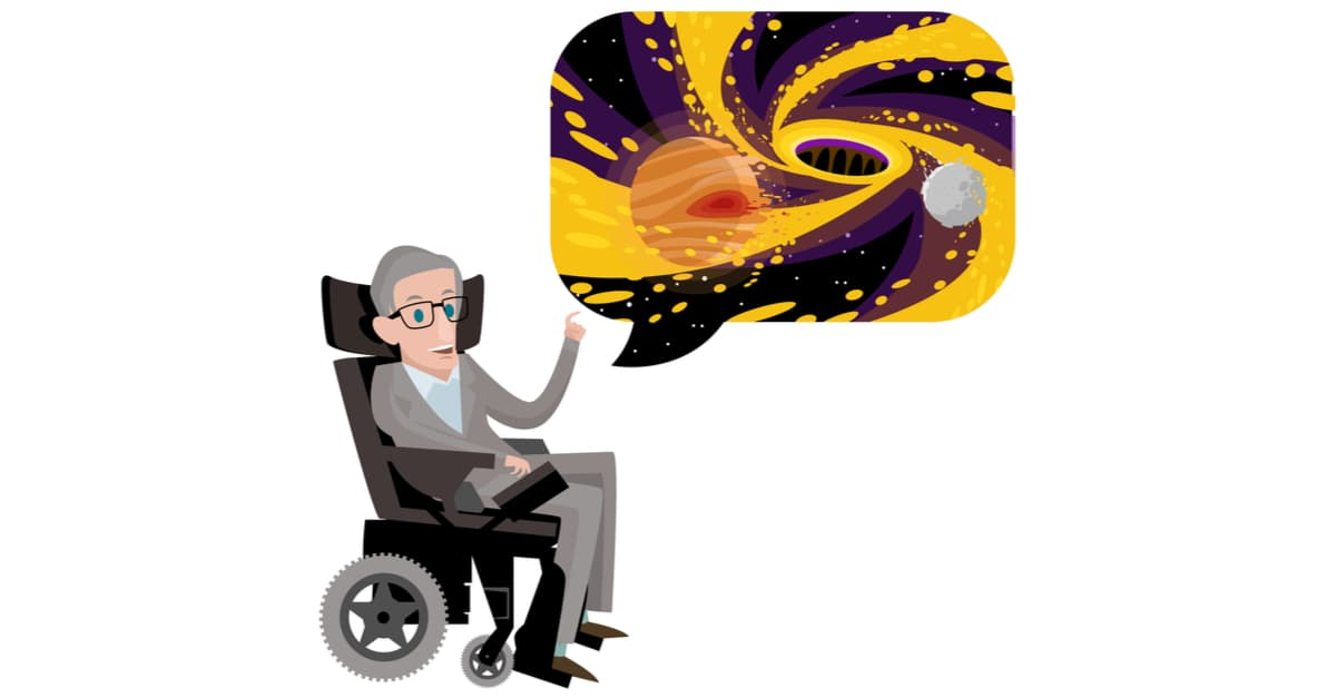 Black holes and the hawking radiation relationship have yet to be explained