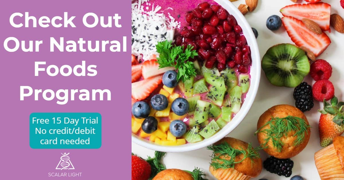 Check out our Natural Foods Program Free Trial